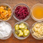 Learn more about the different types of foods that contain probiotics; most of which are fermented foods